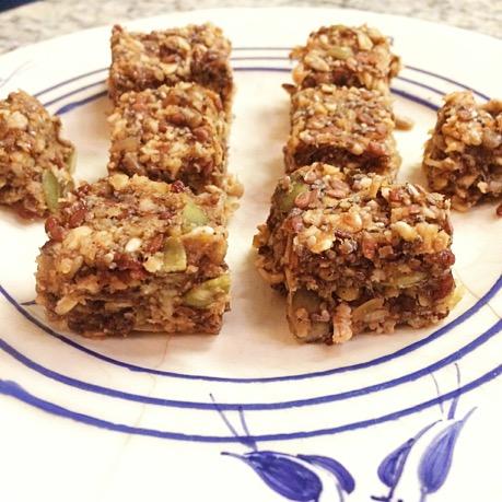 ginger energy bar recipe 1