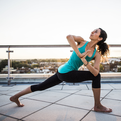 samantha attard yoga teacher dc photo
