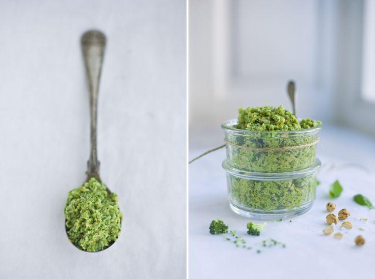 green kitchen stories broccoli pesto