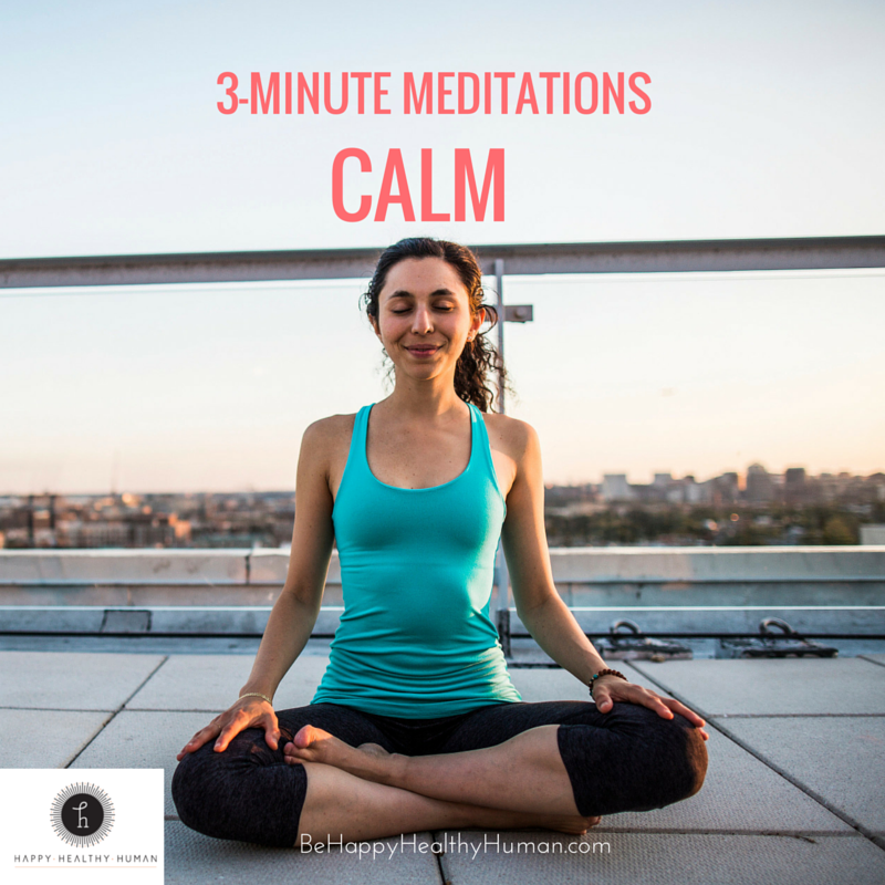 guided meditations calm