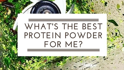 best protein powder for me photo
