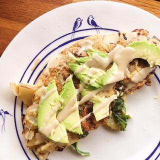 vegan frittata no tofu