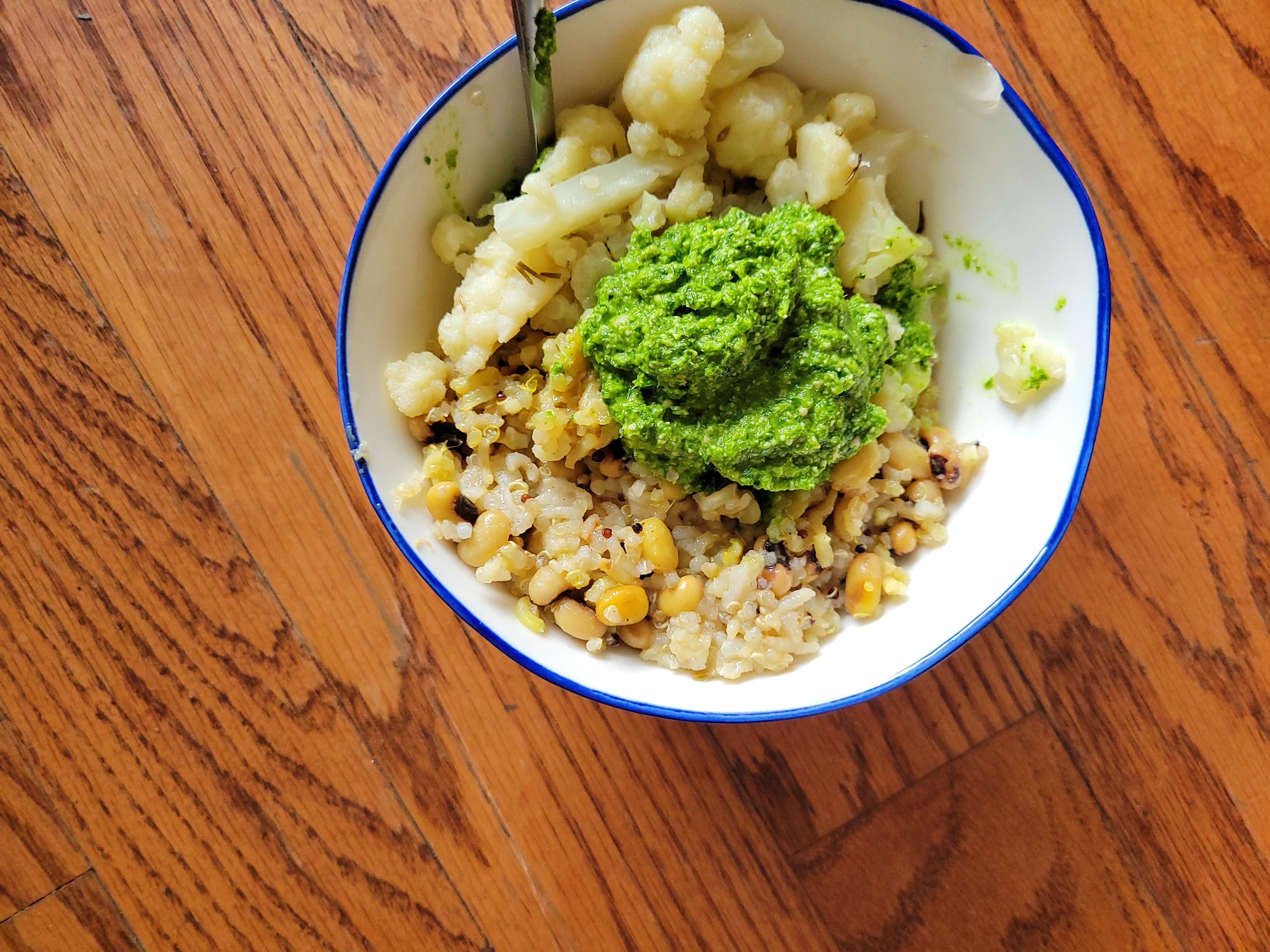 cauliflower medley recipe